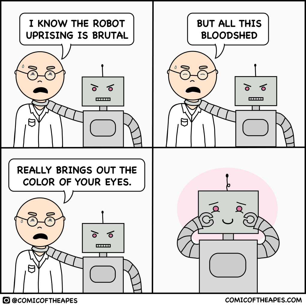 robot uprising comic